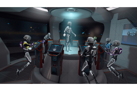 Lone Echo multiplayer is Ender's Game meets ultimate ...