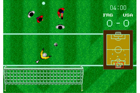 Play World Cup Italia '90 Online - Play All Sega Genesis ...