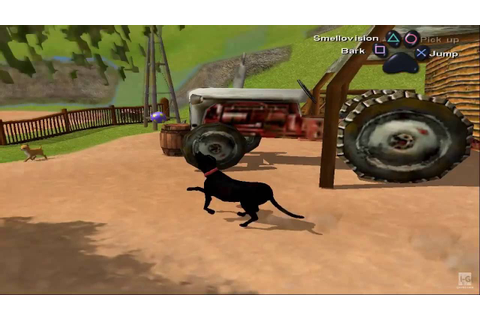 Dog's Life - PS2 Gameplay HD - YouTube