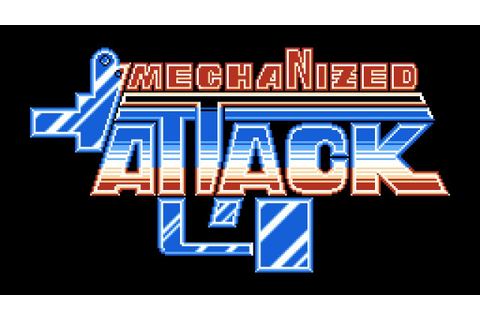 Mechanized Attack - NES Gameplay - YouTube