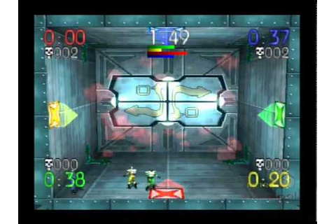 Blast Chamber PS1 Gameplay (crazy playstation game) - YouTube