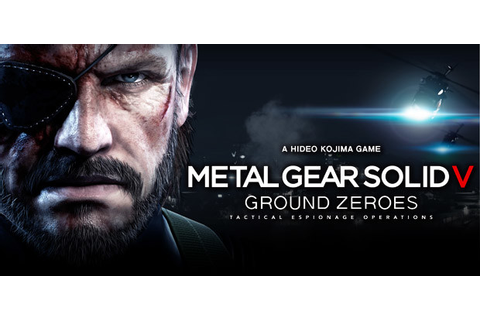 Metal Gear Solid V: Ground Zeroes [Steam Key] for PC - Buy ...