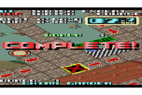 Cameltry [キャメルトライ] Game Sample - X68000 - YouTube