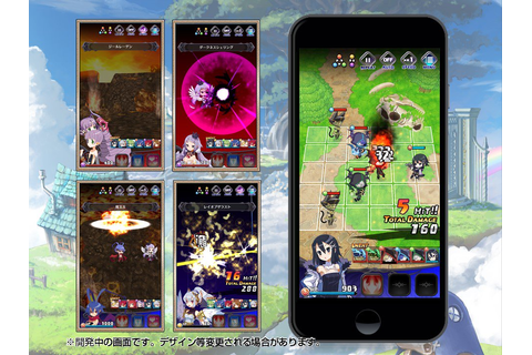 Makai Wars announced for iOS, Android - Gematsu