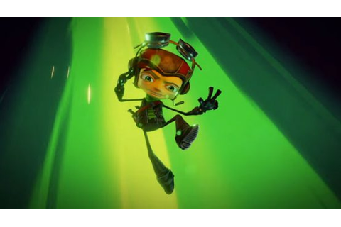 First Psychonauts 2 Gameplay Video Revealed