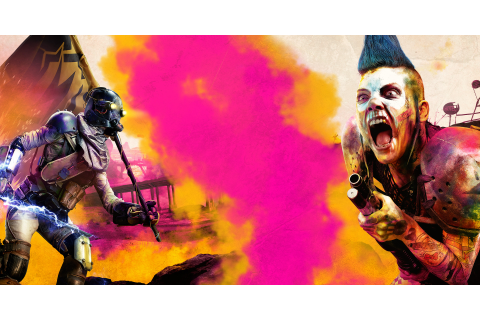 RAGE 2 Debuts Release Date & Potential Bethesda Launcher ...