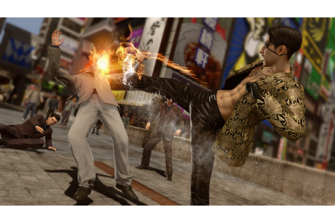 Yakuza Kiwami 2 releases in the west this August | RPG Site