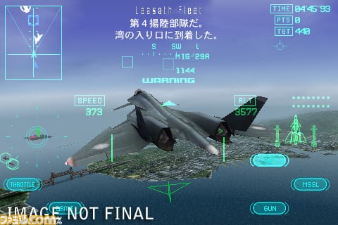 'Ace Combat Xi: Skies of Incursion' Heading to the App ...
