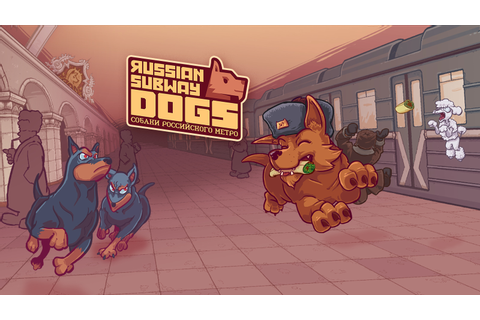 Russian Subway Dogs Game | PSVITA - PlayStation