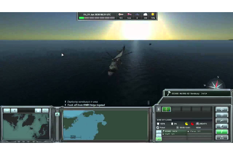 Naval War: Arctic Circle Gameplay 1 - YouTube