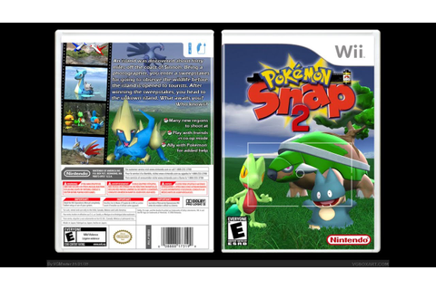 LEAKED!!! Pokemon Snap 2 for Wii U!!!! - YouTube