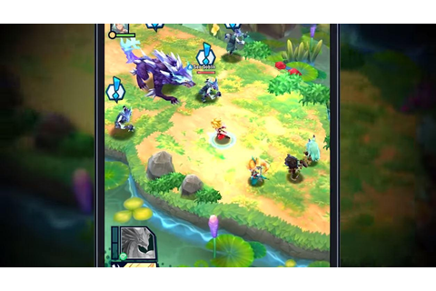 Nintendo's Dragalia Lost reveals action RPG gameplay for ...