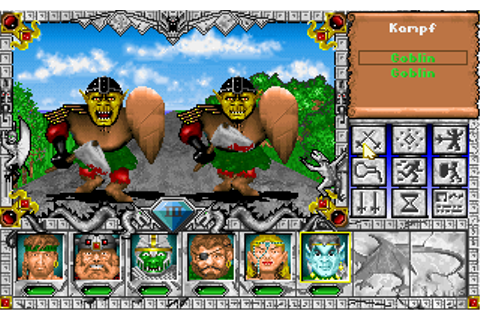 Might and Magic III: Isles of Terra (1991) 対応ゲーム機種 MS-DOS ...