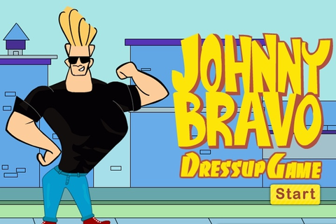 Johny Bravo Dressup Game - Cartoon Dress Up games - Games Loon