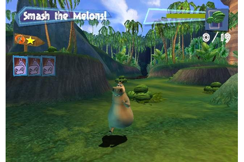 Free Download PC Games and Software: Madagascar 1 Game