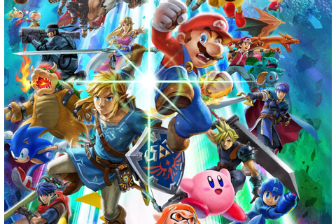 E3 2018: Super Smash Bros. Ultimate roster includes every ...