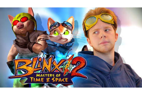 Blinx 2: Masters of Time and Space - Nitro Rad - YouTube