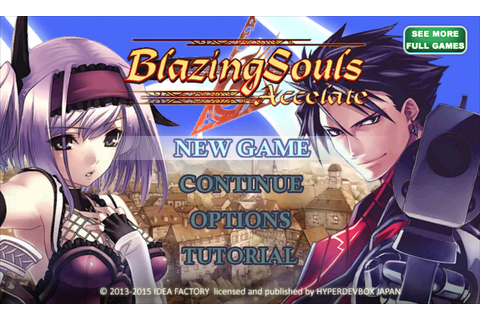 RPG Blazing Souls Accelate - Android Apps on Google Play