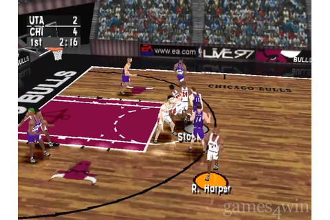 NBA Live 97 Free Download full game for PC, review and ...