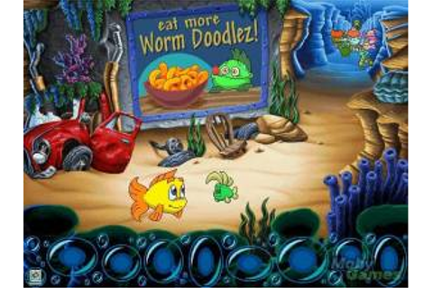 Serious Game Classification : Freddi Fish 5: The Case of ...