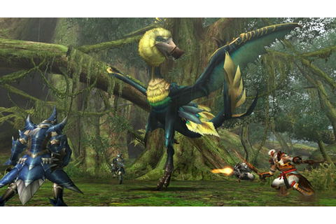 Monster Hunter Frontier G coming to PlayStation 3, Wii U ...