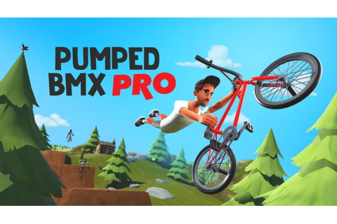 Pumped BMX Pro Review | Nintendo Switch | The Gamer With Kids