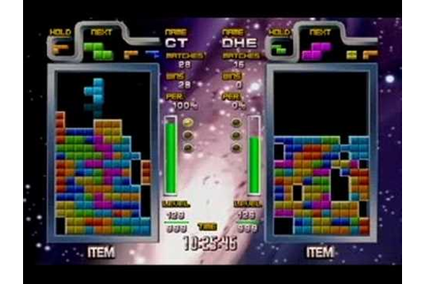 Tetris The Grand Master 3: Terror Instinct -- VS Play ...