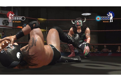 Lucha Libre Aaa Heroes Del Ring Ps3 Nuevo Playstation 3 ...