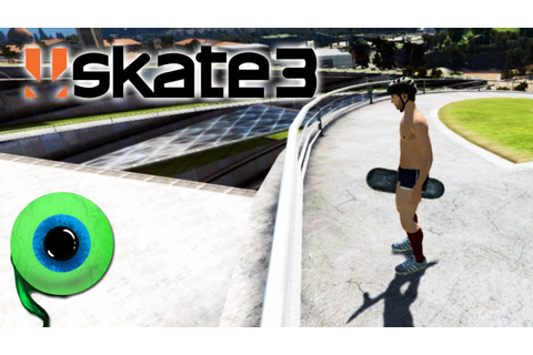 Skate 3 - Part 1 | MOST HILARIOUS GAME EVER! - YouTube