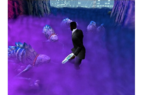MEN IN BLACK 2: ALIEN ESCAPE - PS2 - Imagen 236291