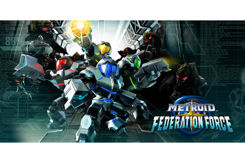 Metroid Prime: Federation Force | Nintendo 3DS | Games ...