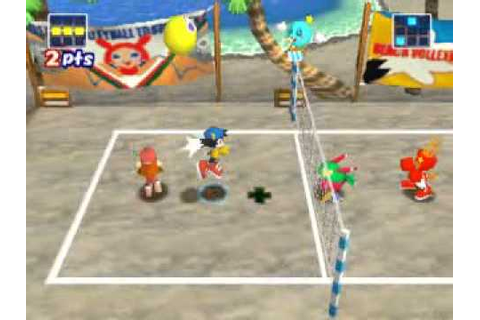 Klonoa Beach Volleyball Exhibition Part 1 : Klonoa and ...