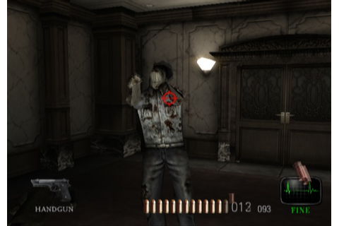 Resident Evil: Dead Aim Screenshots for PlayStation 2 ...