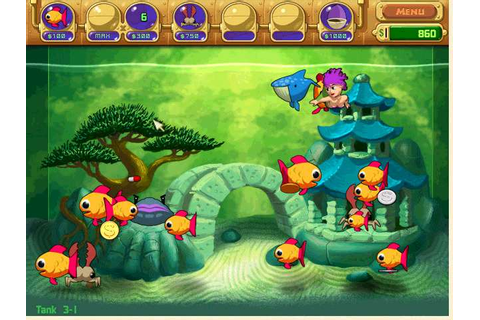 Insaniquarium Deluxe Game Download, Insaniquarium CD