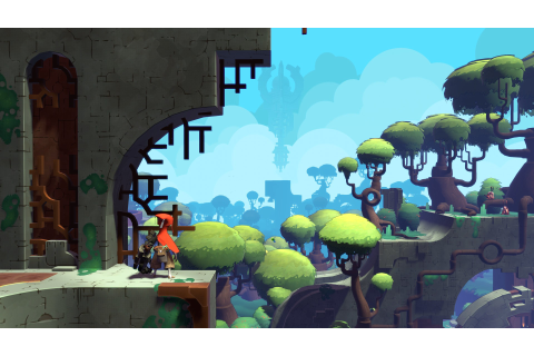 Hob on Steam