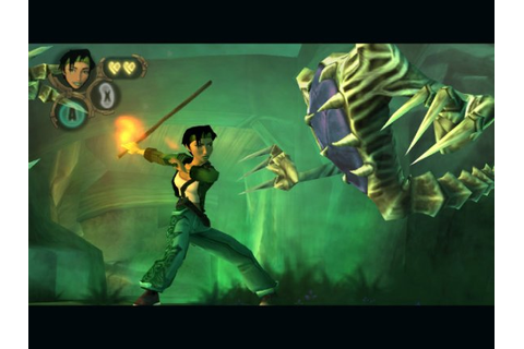 Beyond Good and Evil Sony Playstation 2 Game