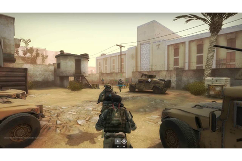 New Socom Game Resurgence Better Than H-hour World Elite ...