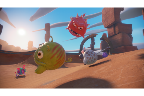 Ready At Dawn's Deformers Launches on PS4, Xbox One and PC ...