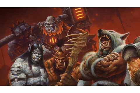 World of Warcraft expansion Warlords of Draenor is now ...