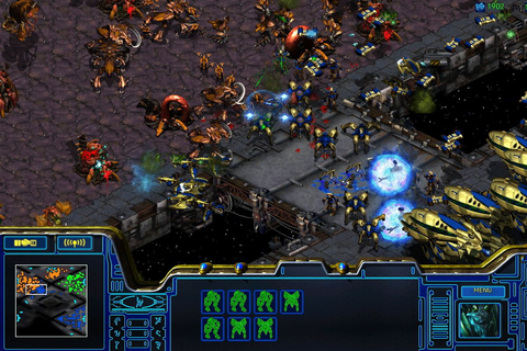 StarCraft: Remastered coming Aug. 14 - Polygon