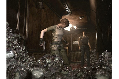 Dream Games: Resident Evil Archives Zero