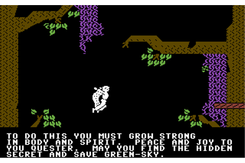 Below the Root Screenshots for Commodore 64 - MobyGames