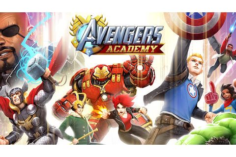 'Marvel Avengers Academy' Goes Big for Second Anniversary ...