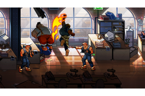Streets of Rage 4 won't rely on its past to knock you out ...