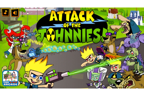 Johnny Test: Attack of the Johnnies! - (Cartoon Network ...