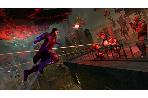 "Volition is ""deep in development"" on a new Saint's Row ..."