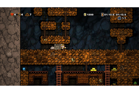 Spelunky on PS4 | Official PlayStation™Store UK