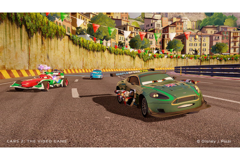 Played! Cars 2: The Video Game