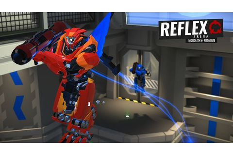 Reflex Arena Free Download « IGGGAMES