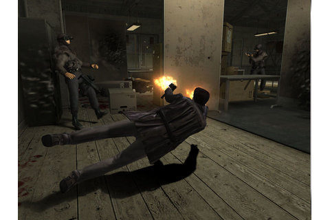 Max Payne 2 - The Fall of Max Payne PC Game ~ Linda
